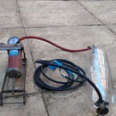 Manual Airbrush Compressor