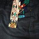 Pocket Sized Powerful Easy to Make K'nex Pistol