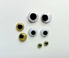 DIY Recycled Googly Eyes