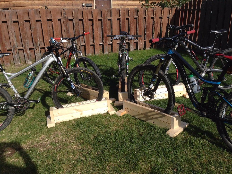 Using Your Bike Rack!