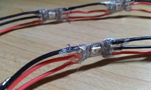 Prepare RGB LED Strip