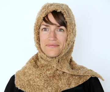 Sewing the Head Hood