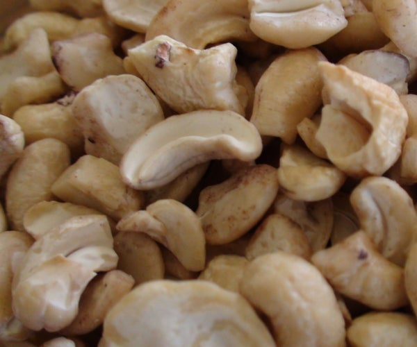 How to Make Healthy Cashew Butter