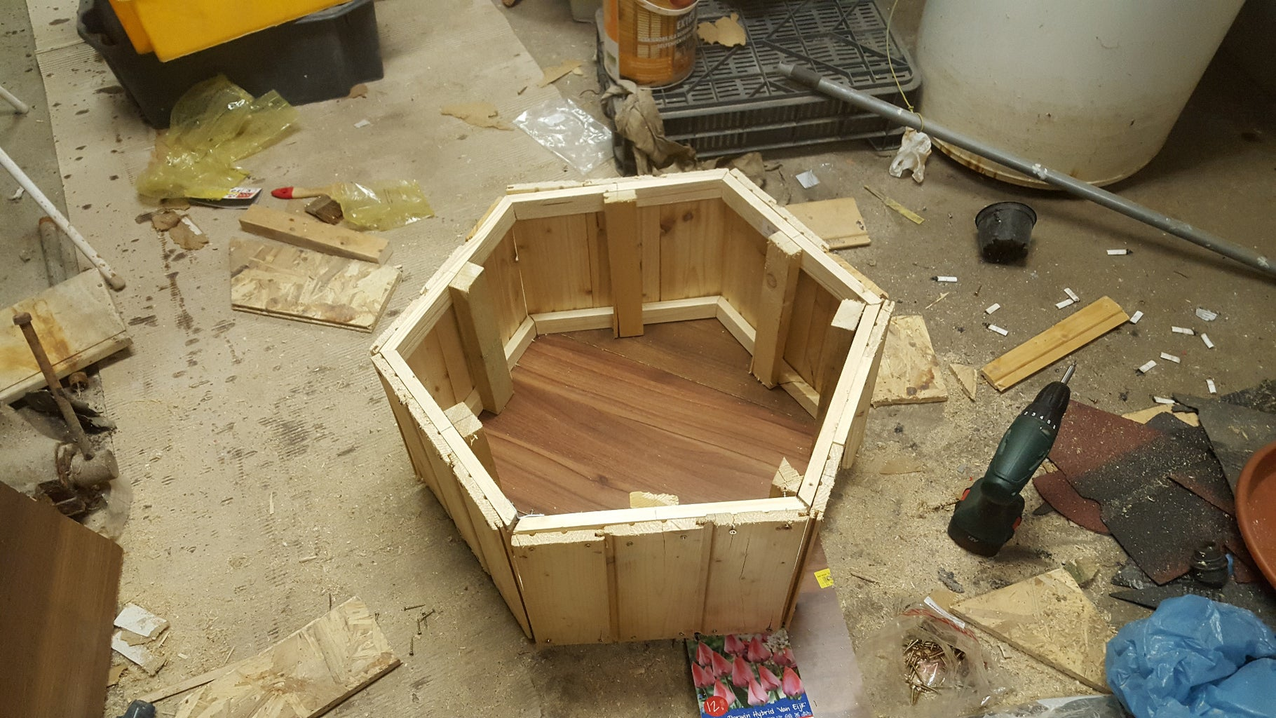 Step 10: OK, Let's Make Another Floor!