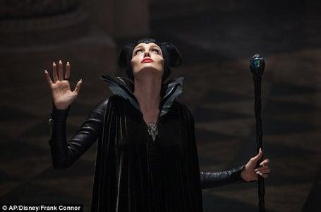 Maleficent Movie Costume Staff