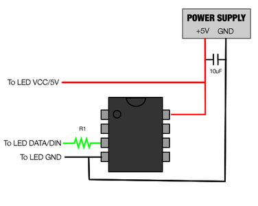 Solder Your ATTiny and Components