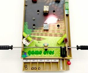 Minecraft Pinball