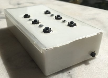 Enclosure and Circuit Board