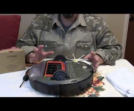How to Change a Roomba Battery