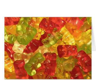 Gummy Bears Are Better Stale!!
