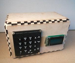 Arduino Calculator