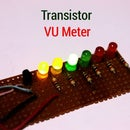 How to Make VU Meter Using Transistor