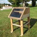 Solar Food Dehydrator (Dryer)