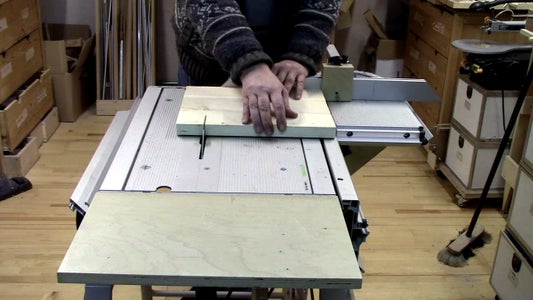 Sawing the Base