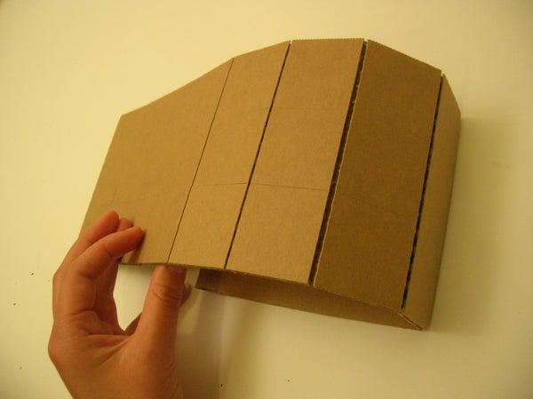 Reversible Property Cardboard