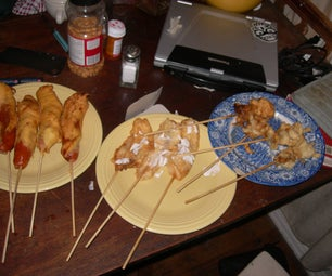 How to Start Your Own Restaurant That Only Serves Stuff on Sticks
