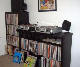 Ikea DJ Console