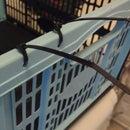 Frankenstein Flatpack Laundry Crate (repair)