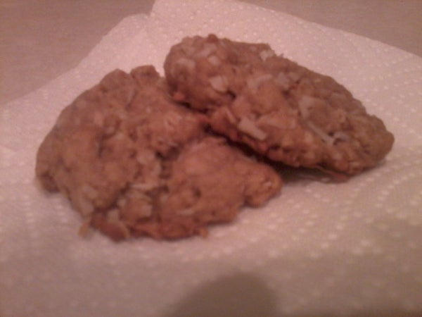 Best Coconut Oatmeal Cookies You Will Ever Taste