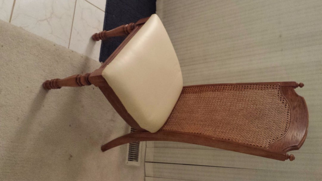 Repair a Dining Room Chair