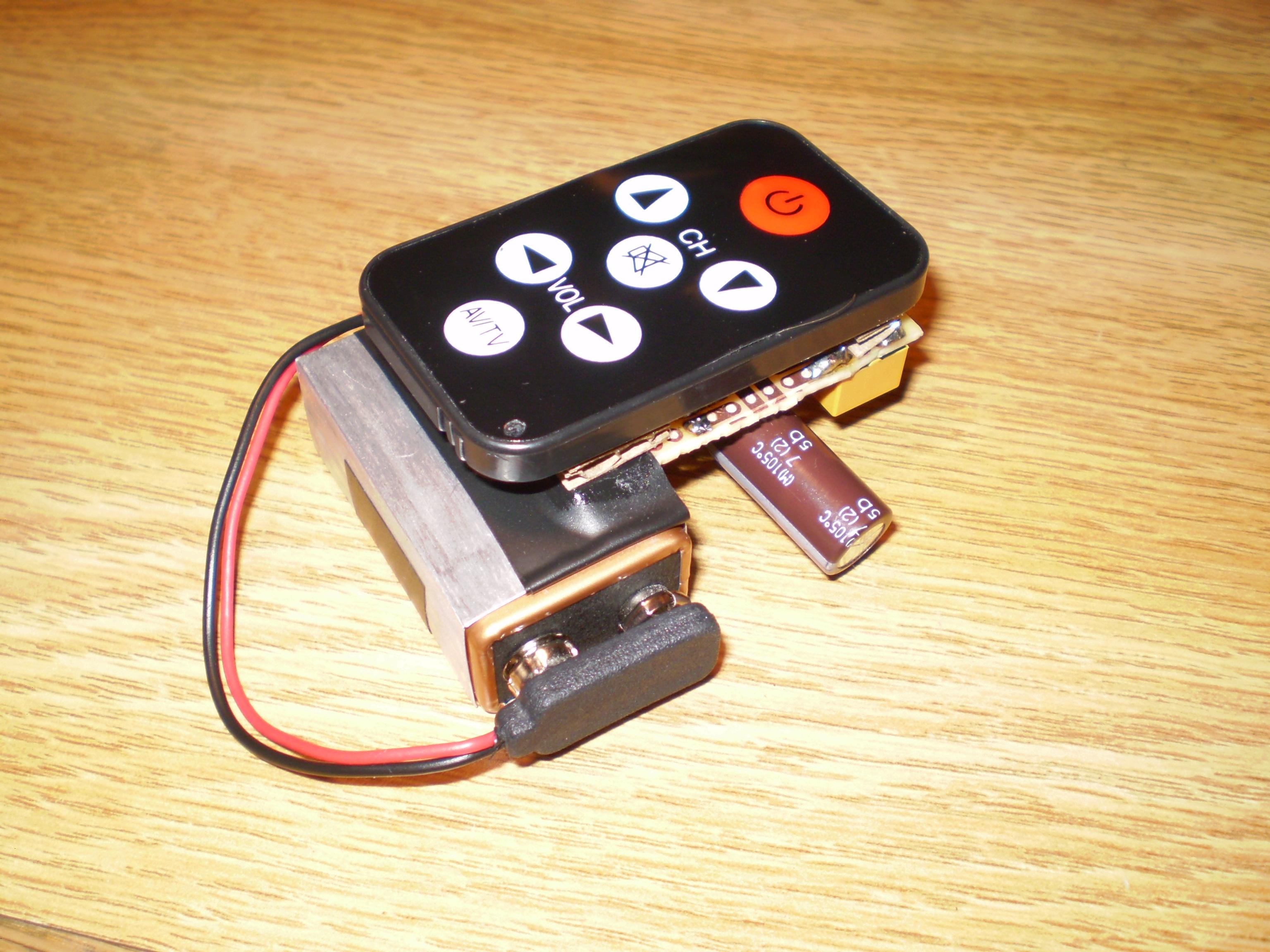 Auto Spy Remote