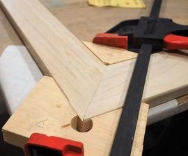 Simple Corner Clamp Jig