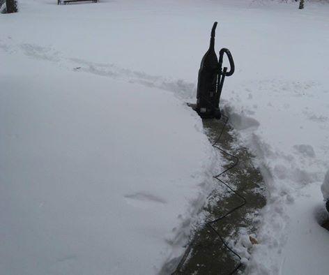 Snowblower Joke!