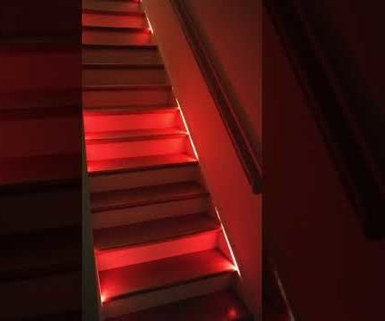 Bloody Red Stairs