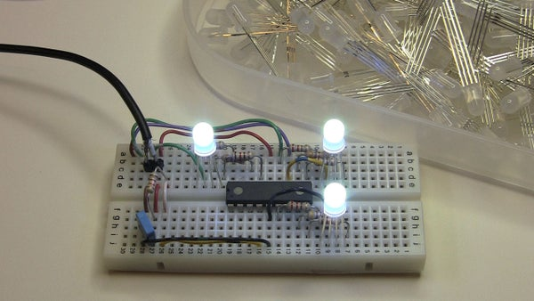 Quick & Easy RGB-LED Tester