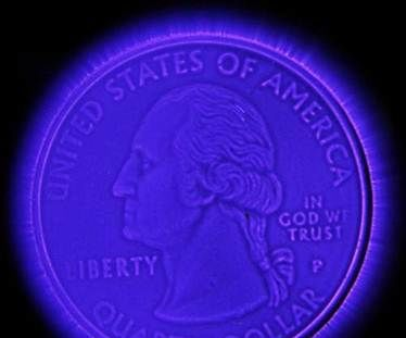 Transparent Discharge Plate for Kirlian Photography
