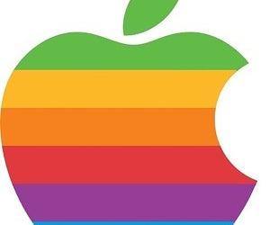 Apple Logo Stop-motion