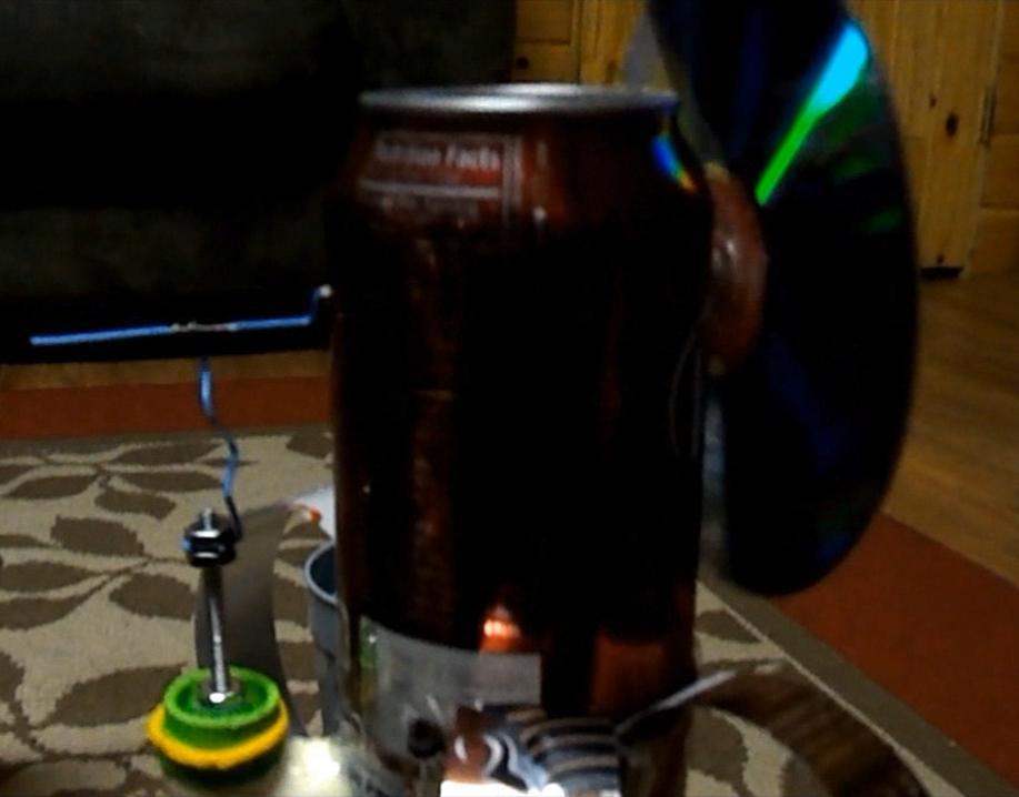 Stirling Engine Build