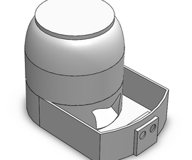 Automated Food Bowl - Materials