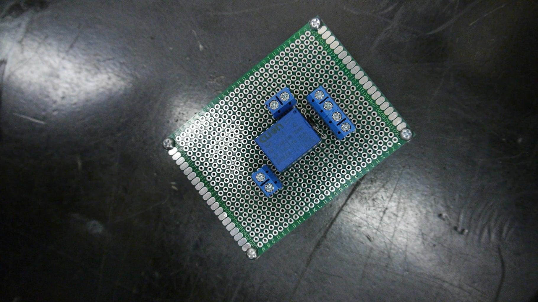 Assembling the Circuit Board