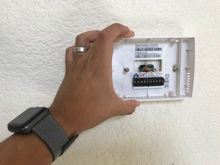 Disconnecting the Wires From Your Old Unit