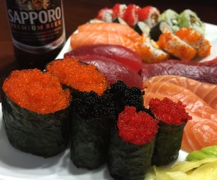 Homemade Sushi Basics