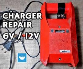 Car Battery Charger Repair