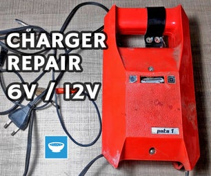 Car Battery Charger Repair