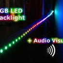 RGB Backlight + Audio Visualizer