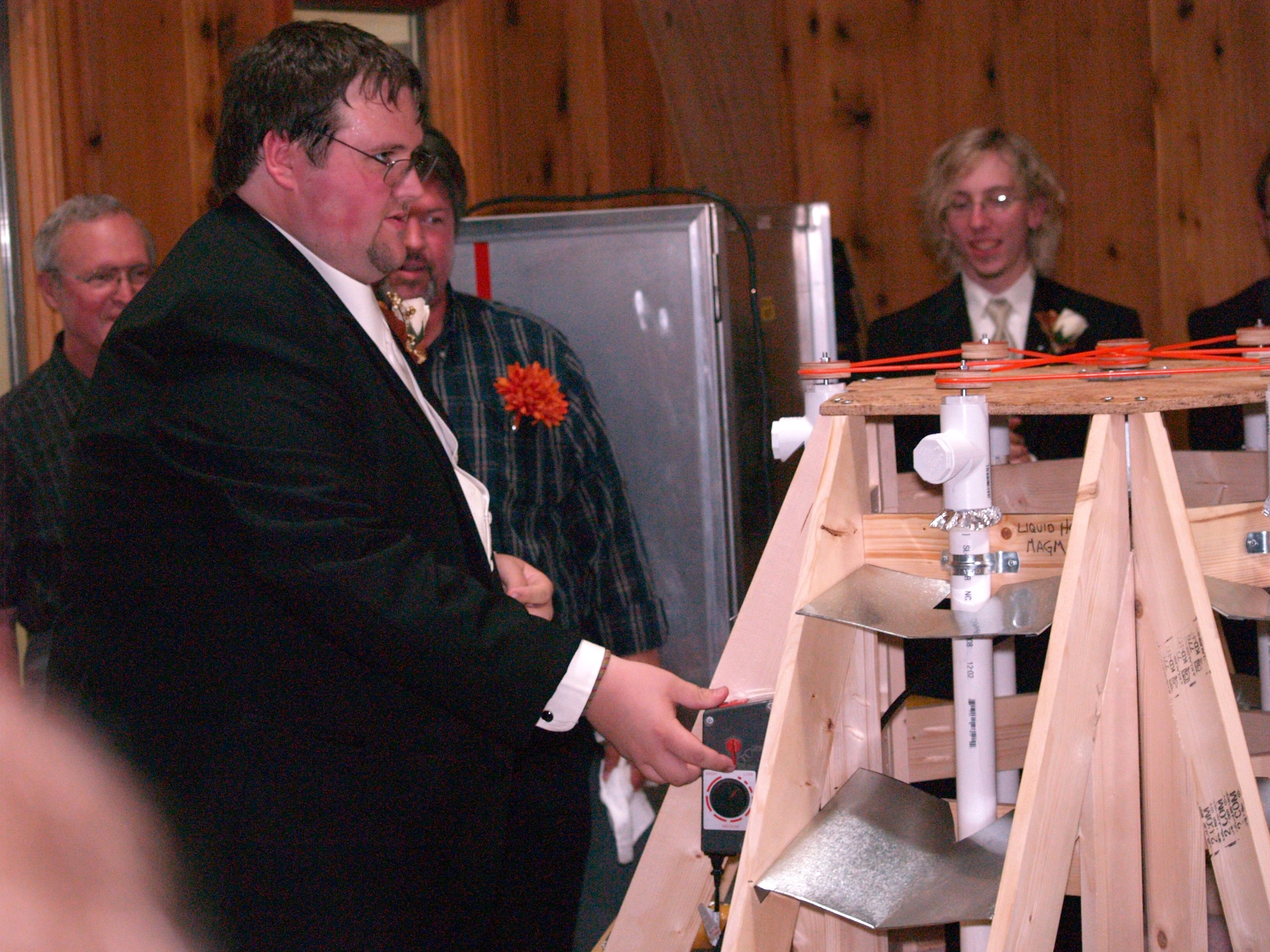 How To Build A Talladega Nights Inspired Six Cheese Fountain
