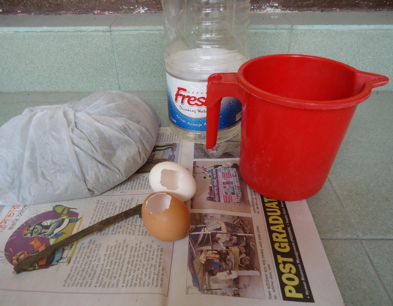 Making the Egg
