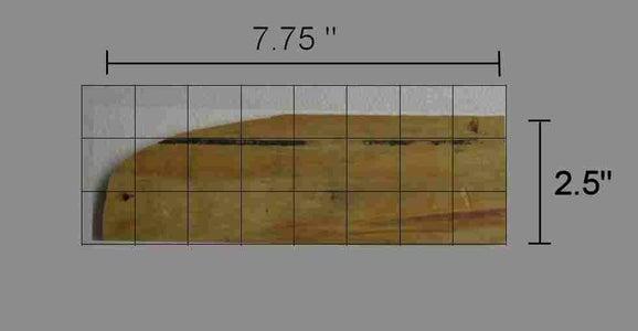 Measure and Mark Armrest Brackets.