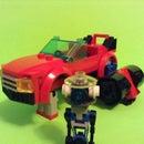 Lego Car Of The Future