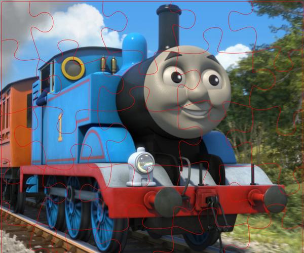 Large Piece Puzzle