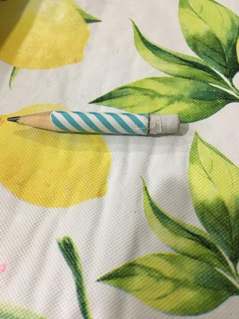 Adding the Eraser