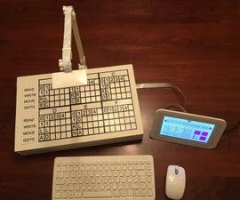 TMD-2: Turing Machine Demonstrator Mark 2