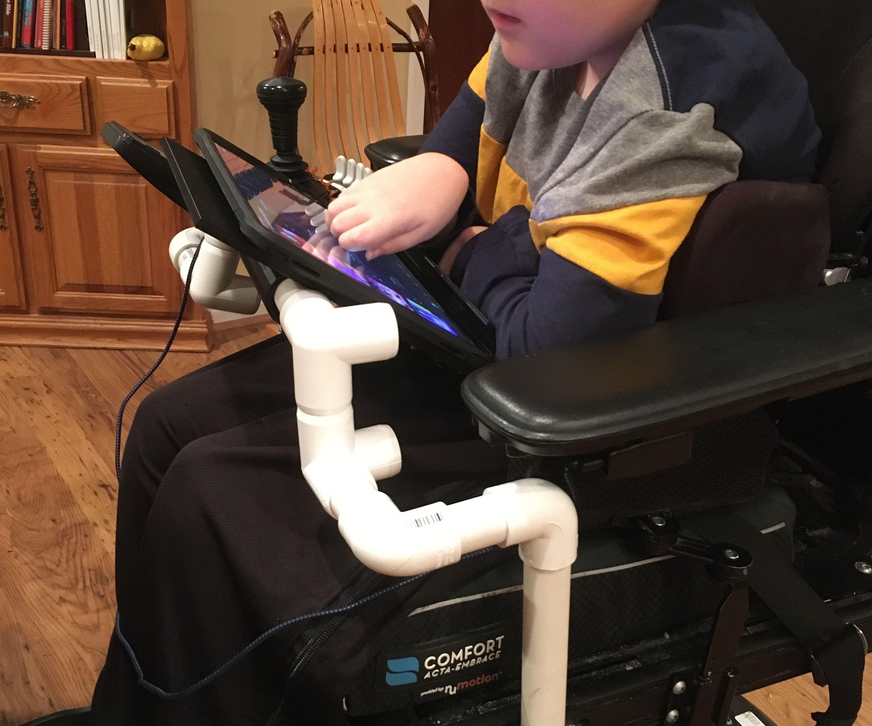 Wheelchair Bracket