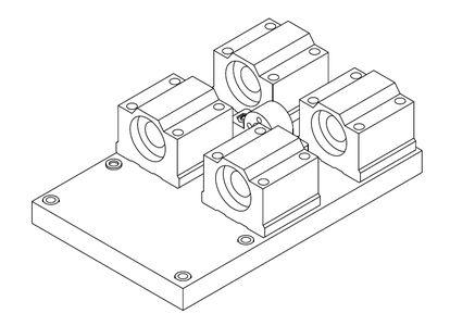 Step 1: Z Axis Assembly
