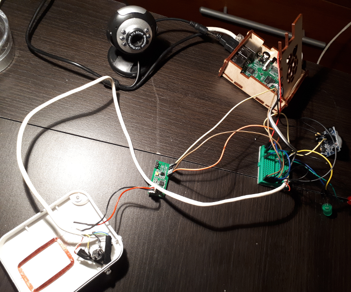 Home Security With Raspberry Pi