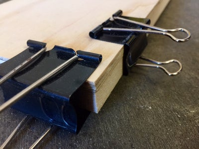 Lightweight Spring Clamps